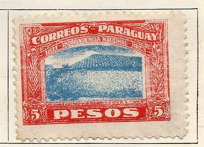 Paraguay 1923 Early Issue Fine Mint Hinged 5P. 125270