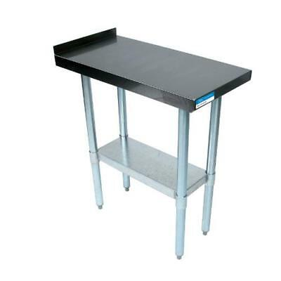 BK Resources - VFTS-1824 - 18 in x 24 in Stainless Steel Filler Table