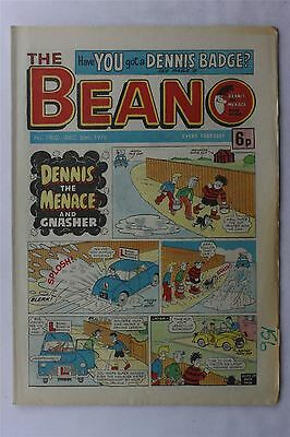 The Beano #1902 Dec 30th 1978 FN Vintage Comic Bronze Age Dennis The Menace