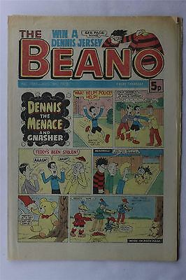 The Beano #1881 Aug 5th 1978 FN Vintage Comic Bronze Age Dennis The Menace