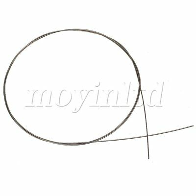 Durable 14# Piano Music Wire 0.825mm Dia Replacement For Instruments Accessories
