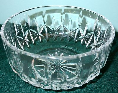 WATERFORD Vintage Crystal Bowl with Original Box and Certificate