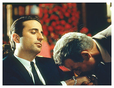 """The Godfather Part 3 Movie Still Color Photo 8.5""""x11"""" Andy Garcia #2"""