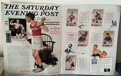 Norman Rockwell Phone Card Collection by Amerivox