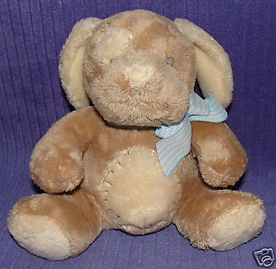 Russ Mocha Puppy With Inner Rattle Item 21720 ~ Bd14