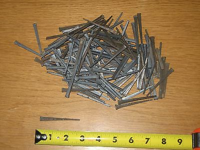 "OLD SQUARE CUT NAILS - 2 1/4"" - 1 1/2 LBS. - New Old Stuff"