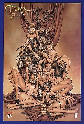 The Darkness #7  Michael Turner Variant cover Image Top Cow 1997