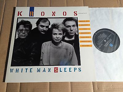 Kronos Quartet - White Man Sleeps - Lp - 979 163-1 - Germany 1987
