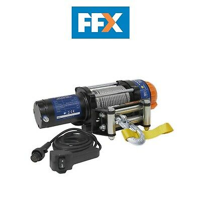 Sealey ATV2040 ATV/Quad Winch 2040kg Line Pull 12V