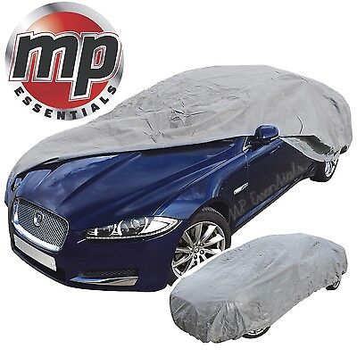 MP Essentials All Year Fully Waterproof Outdoor Full Car Cover to fit Mazda 2
