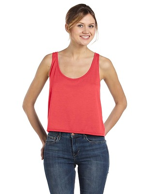 Bella+Canvas 8880 - Ladies Flowy Boxy Tank