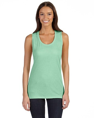 Bella+Canvas B8803 - Ladies Flowy Scoop Muscle T-Shirt