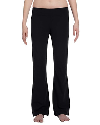 Bella+Canvas 810 - Ladies Cotton/Spandex Fitness Pant