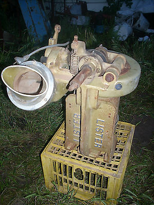 Lister Shear Cool Electric Overhead Single Shearing Plant & Down Tube Unit Sheep