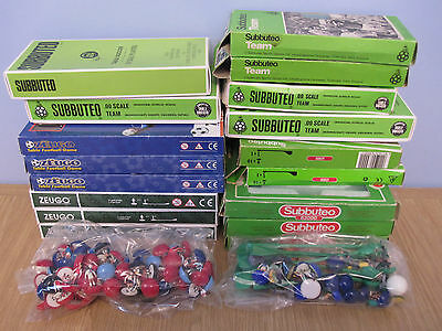 Subbuteo bundle joblot mixed - boxed, unboxed, complete and incomplete