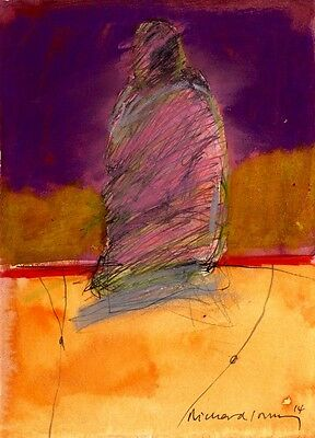Richard J.S. Young - 2014 Mixed Media, Figure