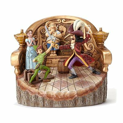 Disney - Carved By Heart Peter Pan - Daring Duel - Brand New - Boxed - 4048653