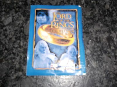 *** une pochette Seigneur des anneaux lord of the ring Merlin comme panini 2005