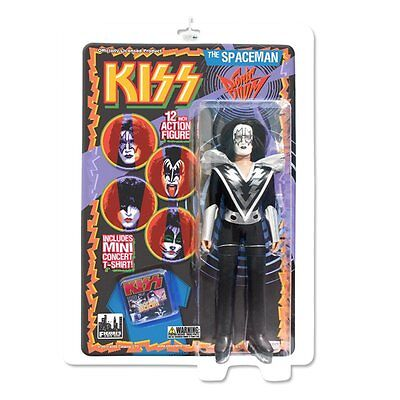 KISS 12 Inch Mego Style Action Figures Series Three Sonic Boom: The Spaceman