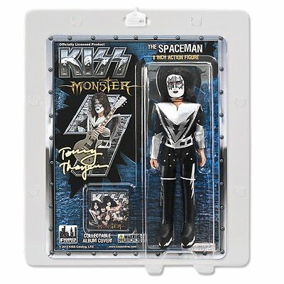 KISS 8 Inch Mego Style Action Figures Series Four Monster: The Spaceman