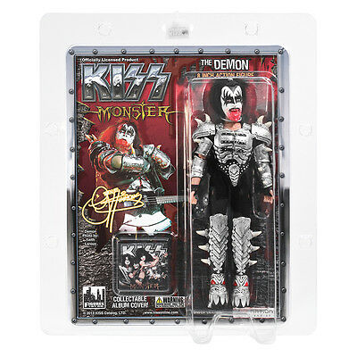 KISS 8 Inch Mego Style Action Figures Series Four Monster: The Demon Bloody