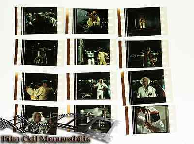 Back To The Future -12pack - 35mm Film Cell Lot movie memorabilia Aus Seller