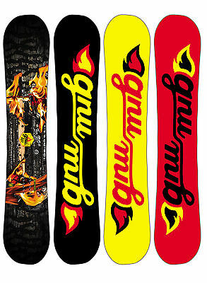 Gnu Snowboard - Riders Choice - C2 BTX, Asymmetric, Freestyle, Twin - 2017