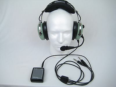 New David Clark General Aviation ANR Headset Active Noise Reduction H10-13.4 ANR