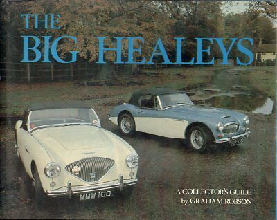 Austin Healey 100/4 100/6 3000 1952 - 1968 Development & Production History Book