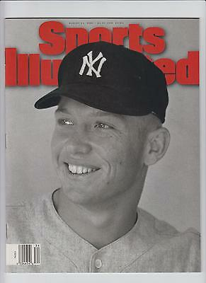 Mickey Mantle: Sports Illustrated- August 21, 1995