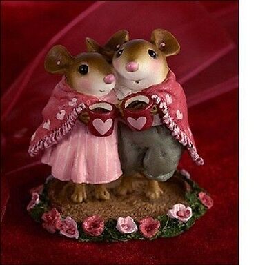 Wee Forest Folk M-565 Hot Cocoa Couple