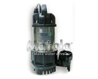 Matala GeyserFlow Vertical Submersible Water Pumps