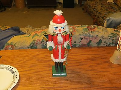 Large  Nutcracker be Ready for Christmas Next Year