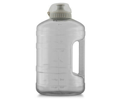 Russell Athletic 2LPD Drink Bottle - Clear