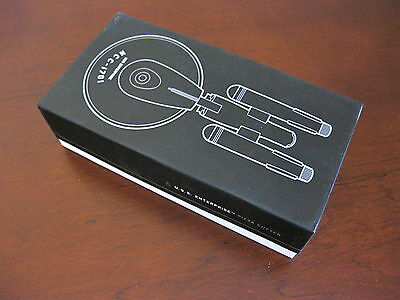 USS Enterprise NCC-1701 Stainless Steel Pizza Cutter with Box