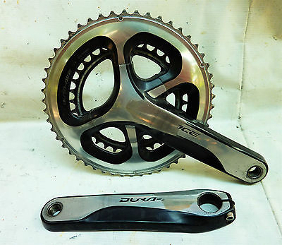 Shimano Dura Ace 9000 Chainset / Crankset Compact (50/34) 172.5 mm