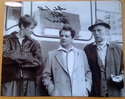 Only Fools And Horses Photo Signed By Nicholas Lyndhurst With Guarantee