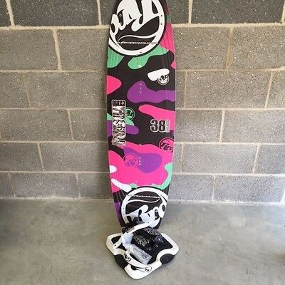 Kitesurfing board  RRD Poison Camo 130 x 38  PRICE REDUCED !!!