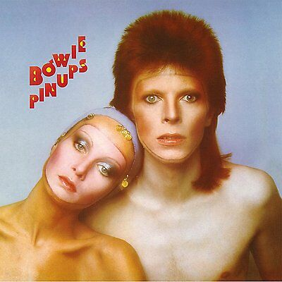 David Bowie - Pin Ups (2016)  180g Vinyl LP  NEW/SEALED  SPEEDYPOST