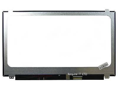 """GLOSSY DISPLAY SCREEN PANEL FOR COMPAQ HP SPS 851051-005 NEW 17.3/"""" LED HD"""
