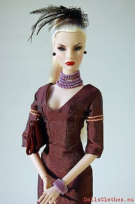 *VM* Fashion Royalty Outfit. Clothes only - NO doll