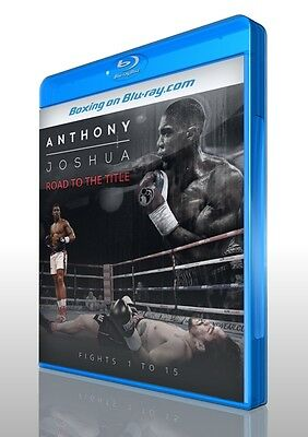 Anthony Joshua: Road to the Title on Blu-ray