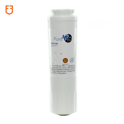 PureH2O PH21500 Water Filter Replacement for Whirlpool UKF8001 EDR4RXD1 4396395