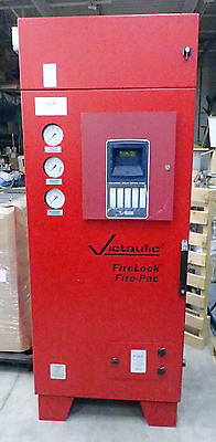 """Victaulic Firelock S/745 Fire-Pac Preaction Cabinet 2½"""" System Sensor Pdrp-2001C"""