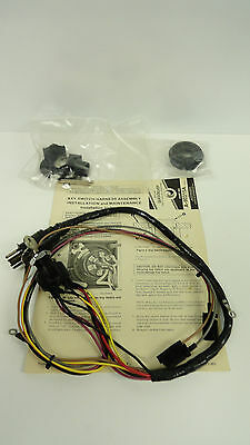 Quicksilver Marine Ignition Wiring Harness/key Switch, Part # 84-816626A2