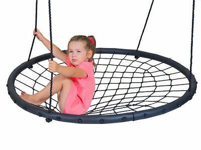 Swing Outdoor Garden Stork's Nest Seat 100cm Climbing Frame New SLIM Fast Delive