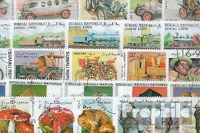 somalia 50 different stamps