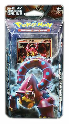 Pokemon TCG XY steam Siege, Volcanion Theme Deck, new and sealed
