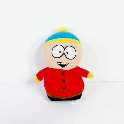 "South Park Carmin Doll 8"" Stuffed Plush Toy Red Yellow Black Green"