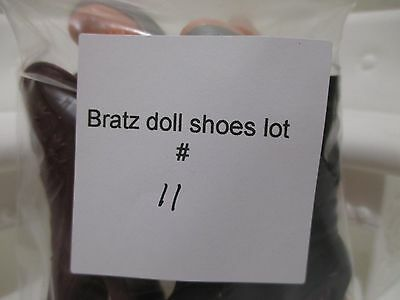 bratz doll girls shoes boots for 10 inch lot #11